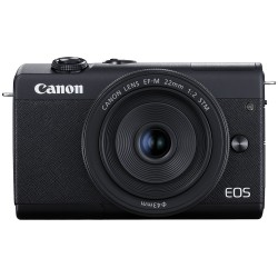 Canon EOS M200 (with EF-M 15-45 IS STM and EF-M 55-200mm)